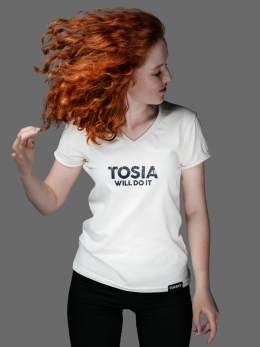 Футболка жіноча TOSIA Will Do It - 2