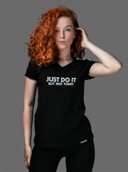 Футболка жіноча Just Do It - 2
